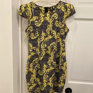 LF Passion Fusion Print Dress